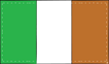 A Freebie St. Pat's Ireland Mini Pack {Messare Clips & Design}