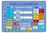 A French calendar .