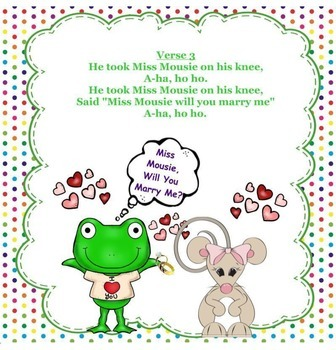 A Frog Went A Courting - A Classic Song Tale About Love (PDF Edition)
