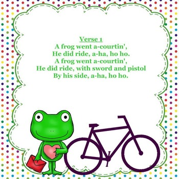 A Frog Went A Courting - A Classic Song Tale About Love (SMNTBK Edition)