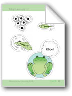 A Frog's Life: Storyboard Pieces