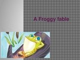 A Froggy Fable, Reading Street