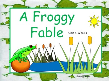 A Froggy Fable, Reading Street, 2nd Grade, PowerPoint