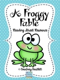 """A Froggy Fable"" (Reading Street Resource)"