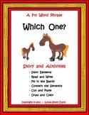 Key Details - Fry Word Phrase Story 3