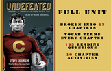 A Full Unit for Undefeated by Steve Sheinkin