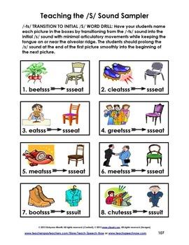 A Fun Assortment of Speech and Language Activities! Volume 3