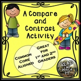 A Fun Compare and Contrast Activity