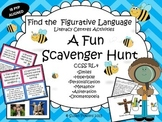 A Fun Figurative Language Scavenger Hunt