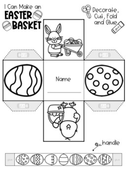 A Fun Little Easter Writing and Activity Pack