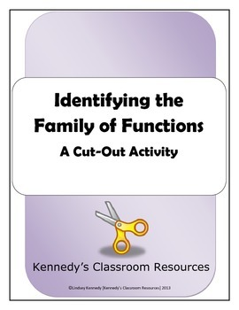 Fun Overview of Functions - Linear, Quadratic, Cubic, and more!