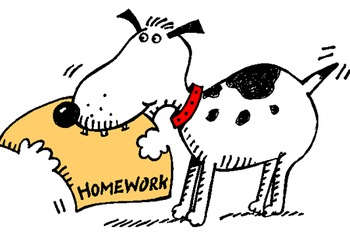 A Fun Twist on Narrative Writing:  The Homework Excuse Note