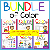 A Fun Way to Learn Colors BUNDLE