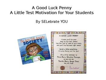 A GOOD LUCK PENNY