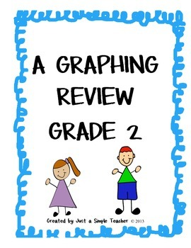 A GRAPHING REVIEW ~ GRADE 2 FREEBIE