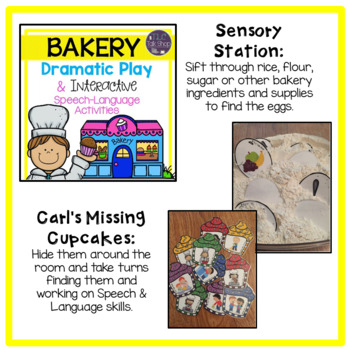 Dramatic Play & Thematic Unit: BUNDLE