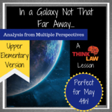 A Galaxy Not So Far Away: Critical Thinking for Upper Elem