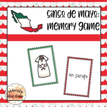 A Game of Memory: Cinco de Mayo