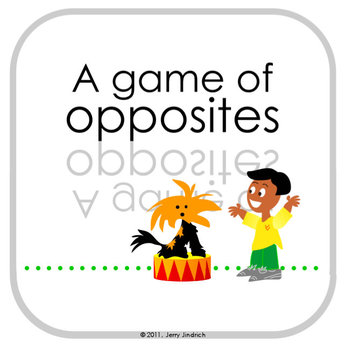 A Game of Opposites