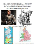 A Game of Thrones Compare and Contrast Essay