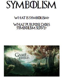 A Game of Thrones Symbolism Lesson