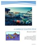 A Garbage Disaster!  STEM Lab Sheet