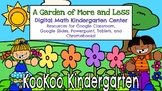 A Garden of More and Less-A Digital Math Center (Compatibl