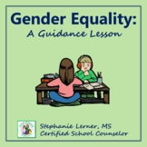A Gender Equality Guidance Lesson