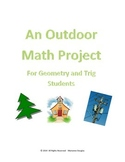 A Geometry and Trig Outdoor Lesson