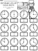 A+ Abraham Lincoln Analog Clock & Digital Clock Work (Hour & Half Hour)