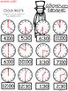 A+ Abraham Lincoln Analog Clock & Digital Clock Work (Hour