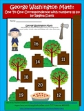 A + George Washington Math: Counting Numbers 11-20