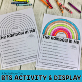 A Get to Know You Back to School Activity & Display