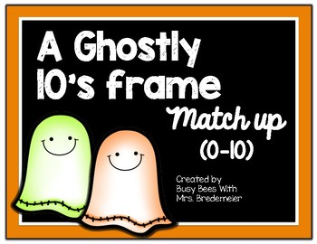A Ghostly 10's Frame