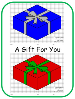 A Gift For You Mystery Picture (4 Quadrants)