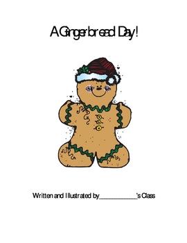 A Gingerbread Day Class Book