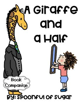 A Giraffe and a Half (Story Companion)