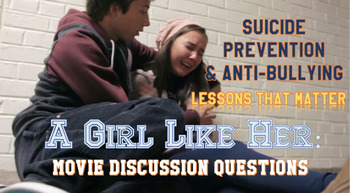 A Girl Like Her: Movie Guide Discussion Questions