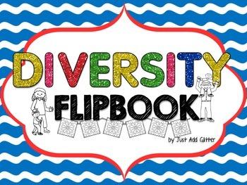 A Glance at Cultures - A Diversity Flipbook