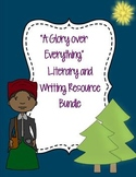"""""""A Glory over Everything"""" CCSS Graphic Orgs, Station Work & Writing Prompts"""