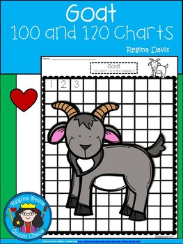 A+ Goat: Numbers 100 and 120 Chart