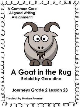 A Goat in the Rug-Journeys Grade 2-Lesson 23