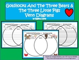 A+ Goldilocks And The Three Bears & The Three Little Pigs Venn Diagram