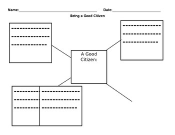 A Good Citizen....