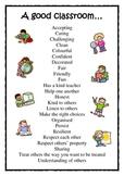 A Good Classroom is...