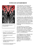 A Good Dictator?  Intro to  Types of Government