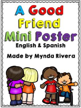 A Good Friend Poster