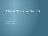 A Good Man Is Hard To Find Summary Powerpoint