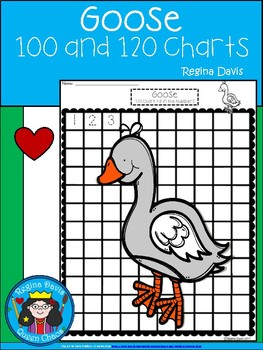 A+ Goose: Numbers 100 and 120 Chart