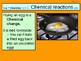 """A Grade 6 digital """"Chemical Reactions"""" lesson."""